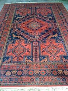 Problem rug?