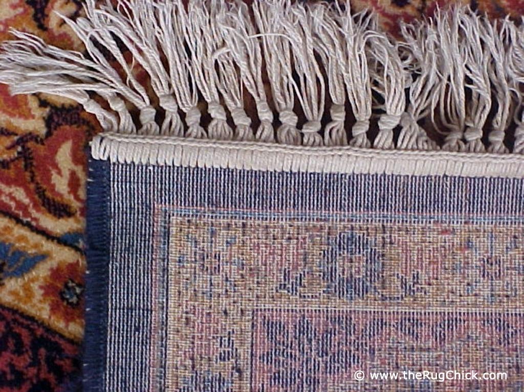 Belgian Machine Woven Wool